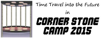 Corner Stone Camp 2015