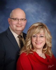 Pastor and Tammy