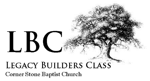 Legacy Builders Class